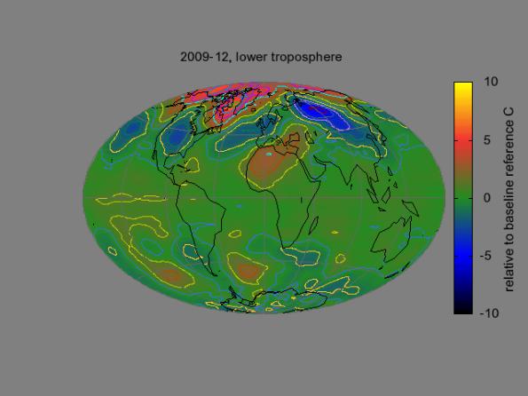 lower troposphere